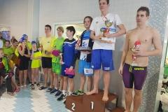 Olda Hladík 2.místo sprinterský víceboj