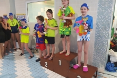 Stella Sedláčková 3.místo sprinterský víceboj